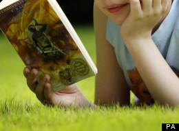 Children Should 'Always Have A Book On The Go', Says Gibb