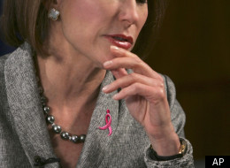 Nancy Brinker, founder and CEO of Susan G. Komen for the Cure.