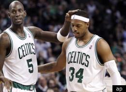 Paul Pierce made Celtics history!