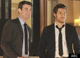 James Wolk and Adam Pally star in