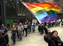 Though Illinois approved a civil union law in 2011, the state's LGBT advocates have vowed to press on for marriage equality. On Wednesday, a trio of lawmakers introduced a bill that would legalize same-sex marriage in the state.