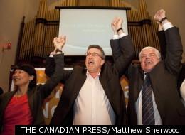 THE CANADIAN PRESS/Matthew Sherwood