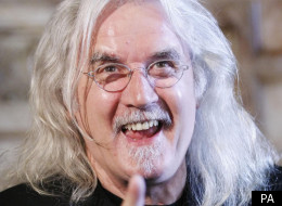 Billy Connolly has joined the cast of 'The Hobbit'