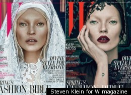 Steven Klein for W magazine
