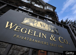 A general view of Wegelin & Co. private bank on January 4, 2012 in Basel, Switzerland. (Getty)