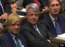 Andrew Lansley Was Subdued At PMQs Last Week
