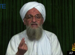 This frame grabbed image from video provided by the SITE Intel Group, an American private terrorist threat analysis company, purports to show al-Qaida's leader Ayman al-Zawahri in a still image from a web posting by al-Qaida's media arm, as-Sahab, Sunday, Feb. 12, 2012. (AP)