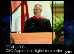 Steve Jobs Gets A Grammy