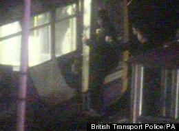British Transport Police/PA