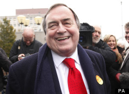 John Prescott has declared his intention to run for Police Commissioner in Humberside