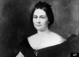This famed portrait of Mary Todd Lincoln was not actually a likeness of the 16th First Lady at all -- instead, it has newly been deemed to be an elaborately created fake.
