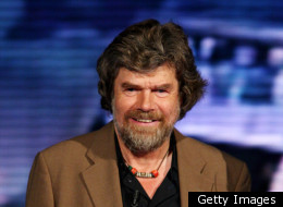 Mountain climber Reinhold Messner was the first person in the world to climb every mountain taller than 8,000 meters, and in 1978 he pulled off a feat that was thought suicidal: he climbed Mount Everest without oxygen tanks. He did it again in 1980.
