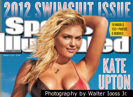 Kate Upton graces the cover of Sports Illustrated's 2012 Swimsuit Issue.