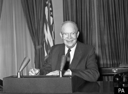 Former American President Dwight D. Eisenhower met the extra terrestrials at a remote air base in New Mexico in 1954, according to Timothy Good
