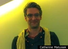Sylvain Corbeil, producteur chez Metafilms.