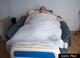 Keith Martin is unable to move from his reinforced bed and must be tended to by seven carers a day