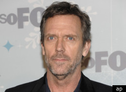 Hugh Laurie says he's not to blame for the end of House