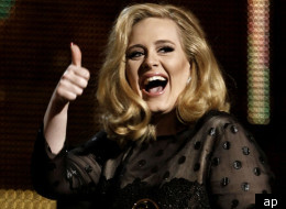 Adele has downplayed stories she's taking time out of music