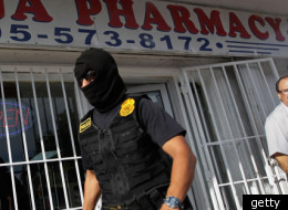 A Florida Pharmacy Is Raided By Law Enforcement Officials Last Year