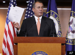 House Speaker John Boehner is delaying action on a bill that provides a long-term blueprint for federal transportation programs as GOP leaders scramble to shore up support for the measure.