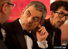 Rowan Atkinson has done it again, replacing his Mr Bean phenomenon with that of Johnny English