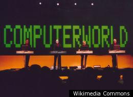 En 3D, l'électro pop de Kraftwerk a semblé plus pertinente que jamais