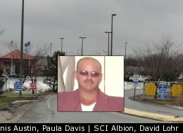 Dennis Austin, Paula Davis   SCI Albion, David Lohr