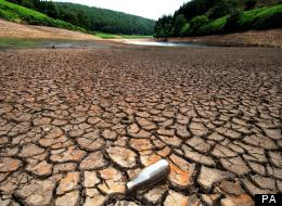 An unusually dry winter is increasing the risk of droughts this summer