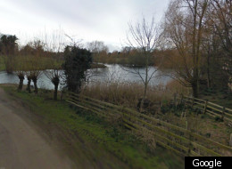 The bodies of the elderly woman and her six-year-old grandson were found in a duck pond at Holywell village, near Castle Bytham