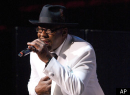 Bobby Brown pays tribute to ex-wife Whitney Houston hours after leaving her funeral early 'to avoid a scene'