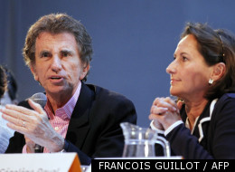Jack Lang et Ségolène Royal le 15 janvier 2011