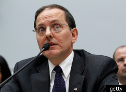 Edward DeMarco, the embattled acting director of the Federal Housing Finance Agency, testifying before Congress last year.