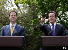 Cameron and Clegg are just one of the great political bromances