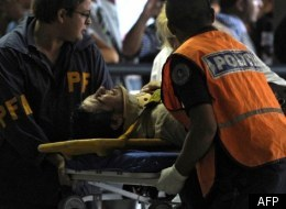 Un accident de train mercredi matin dans une gare de Buenos Aires a causé des décès. (Photo AFP)
