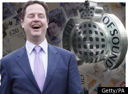 The Liberal Democrats received  £153,267 from the Ministry of Sound.