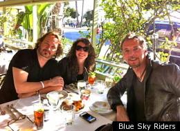 Blue Sky Riders