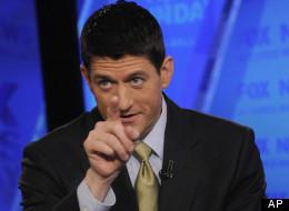 Republican Rep. Paul Ryan, whose budget Rep. John Sullivan says might take murder to get through the Senate