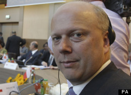 Chris Grayling Said His Email Had Been Hacked - But Later Said Only That The Address Had Been Used