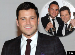 Mark Wright and Ant and Dec