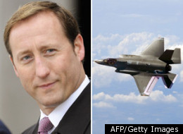 The calls for Defence Minister Peter MacKay to be fired over the auditor general's scathing report on F-35 fighter jets have become louder and nastier. (AFP/Getty Images)