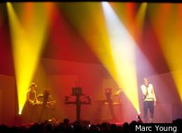 Stromae au Festival Montréal en lumière