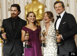 The Oscars will be on TV this weekend