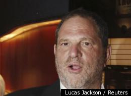 Le producteur Harvey Weinstein lors d'une projection du film
