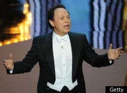 Billy Crystal hosting the Oscars