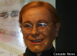 Possibly the worst waxworks in the world