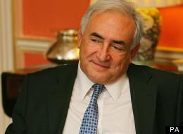 Cambridge University Students Clash Over Dominique Strauss Kahn's Visit