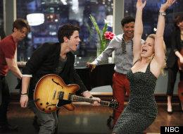 Nick Jonas on NBC's