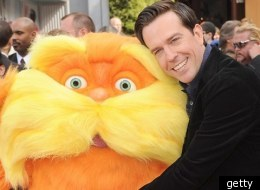 Ed Helms, 'The Lorax'