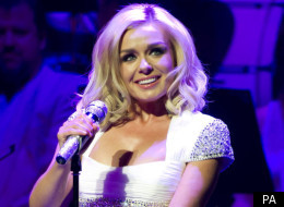 Katherine Jenkins forced to scrap morale-boosting concert for soldiers stationed in Afghanistan