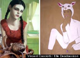 Vincent Cacciotti / Elle Deadsexicon